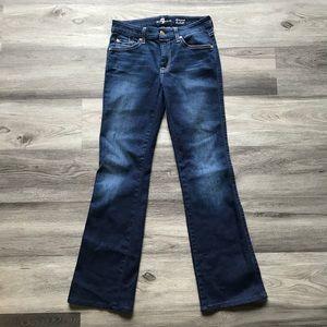 7FAMK Kimmie boot cut jeans